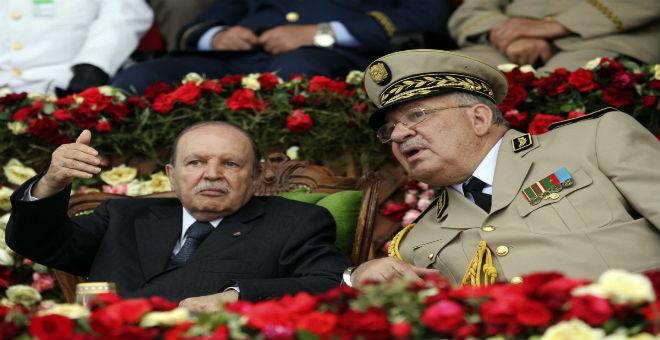 رئيس أركان الجيش الجزائري يعلن دعمه لعمار سعداني