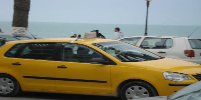 Taxi Tunis1