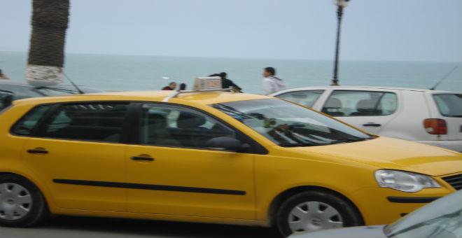 إضراب جزئي لسائقي الأجرة بتونس العاصمة