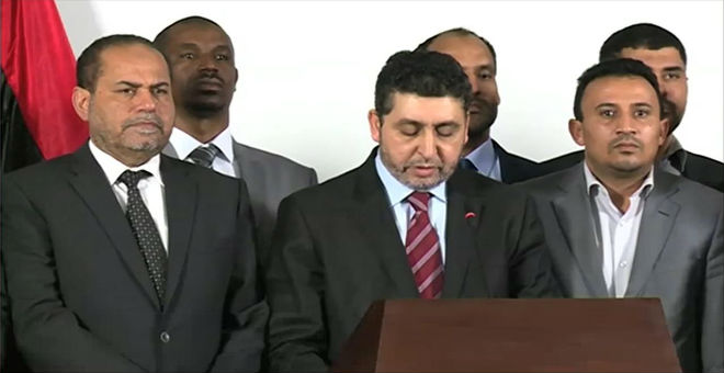 حكومة طرابلس ما تزال في بحث عن اعتراف دولي