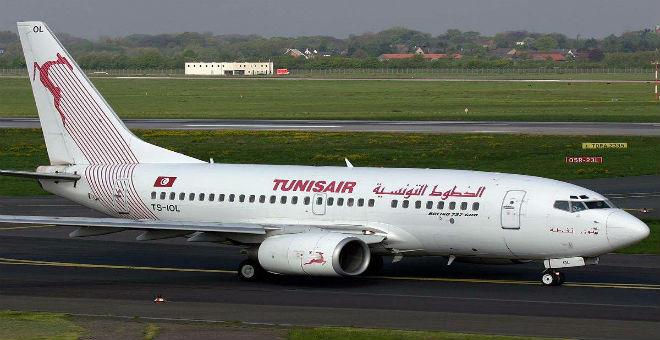 الخطوط الجوية التونسية تنفي فتح مكتب لها بمطار معيتيقة