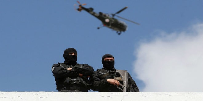 Tunisian Forces1