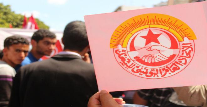 الاتحاد التونسي للشغل يقاضي حكومة الحبيب الصيد