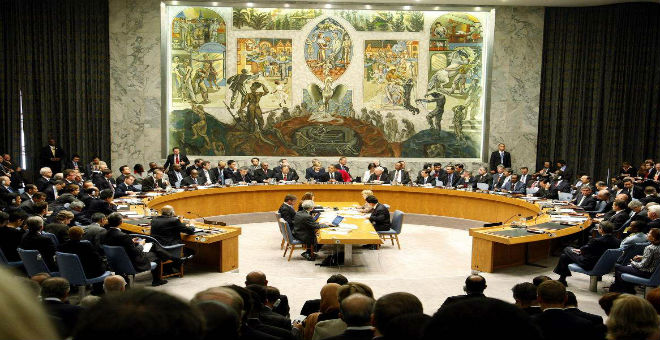 مجلس الأمن يدعو الليبيين للإسراع بتشكيل حكومة الوفاق الوطني