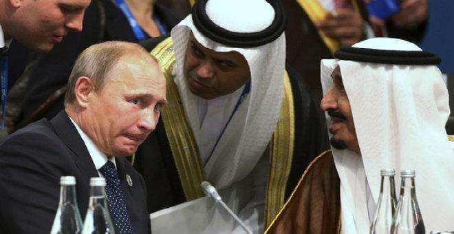 محللون.. روسيا تستميل السعودية لتحقيق نفوذ أكبر في المنطقة