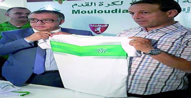 الجزائري أيت جودي مدربا جديدا لمولودية وجدة