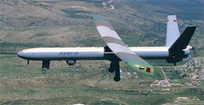 الاحتلال يكشف عن سقوط طائرة استطلاع تابعة لحماس