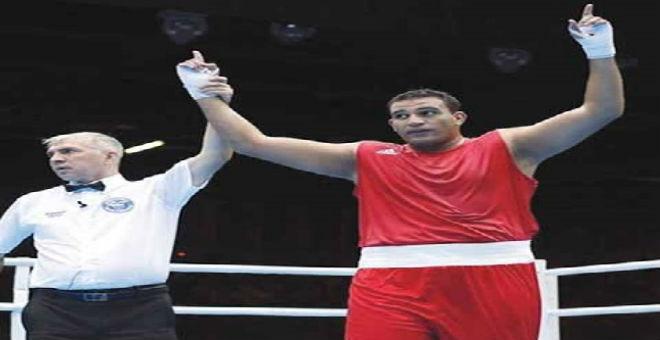 العرجاوي يشارك في بطولة العالم للملاكمة بمراكش