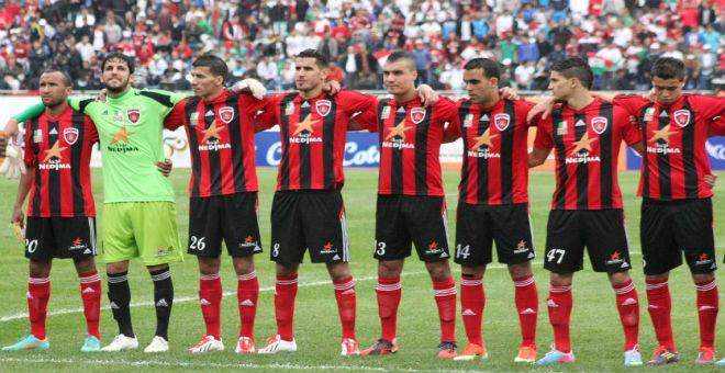 اتحاد العاصمة يواصل تألقه في دوري أبطال افريقيا