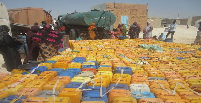 العطش يهدد حياة الناس في شرق موريتانيا