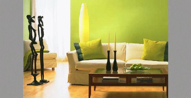 5 خطوات لاختيار ألوان طلاء جدران منزلك الداخلية