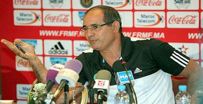 الزاكي يعتبر مباراة الأسود أمام ليبيا ليست سهلة