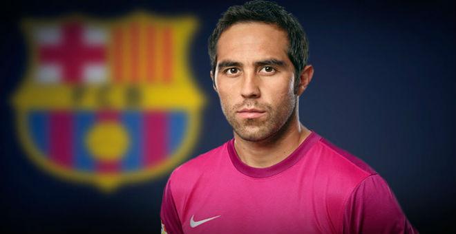 برافو يرفع دعوى قضائية ضد فريق برشلونة