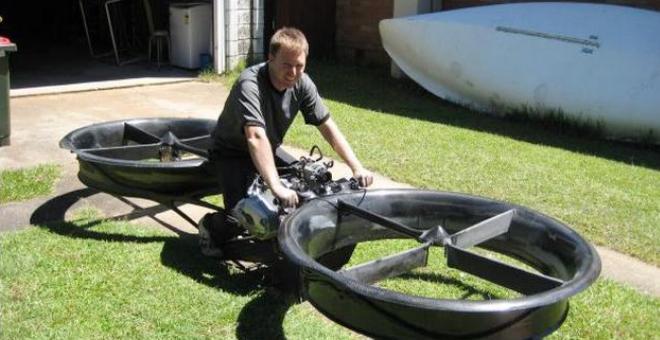 دراجات نارية طائرة