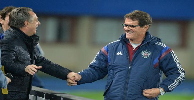 الكشف عن حقيقة علاقة بوتين مع المدرب كابيلو