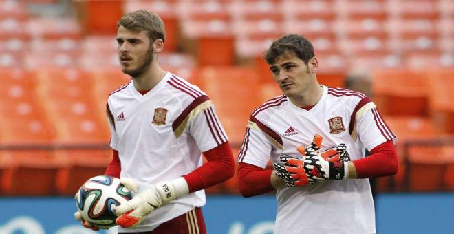 كاسياس سعيد باهتمام فريق روما الايطالي
