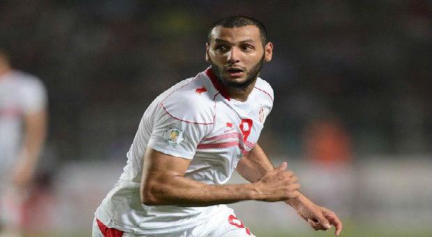 اعتقال اللاعب التونسي الشيخاوي بسويسرا