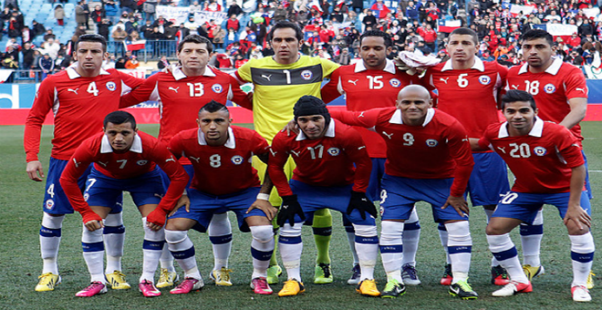 الشيلي يحقق الفوز على الاكوادور