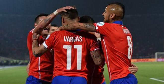 الشيلي يطيح بالبيرو ويتأهل لنهائي كوبا امريكا