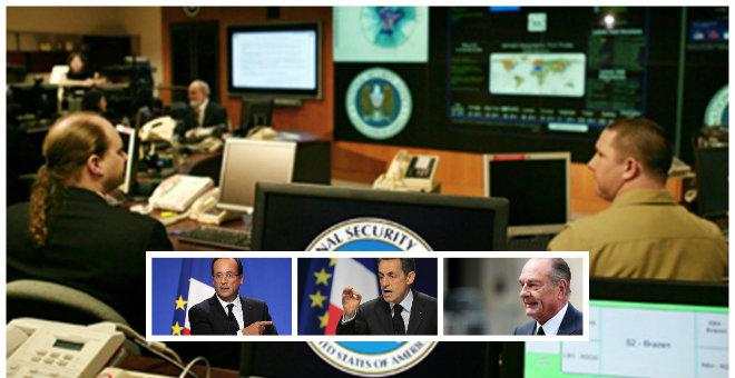 ويكيليكس تكشف تجسس أمريكا على هولاند وساركوزي وشيراك