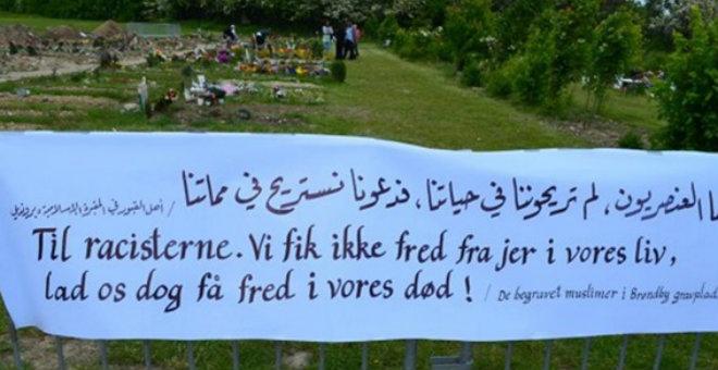 مقابر المسلمين تتعرض للانتهاك في الدنمارك