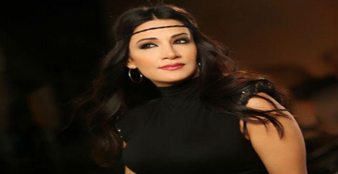 ديانا حداد تعلن إعجابها بردة فعل محمد رمضان