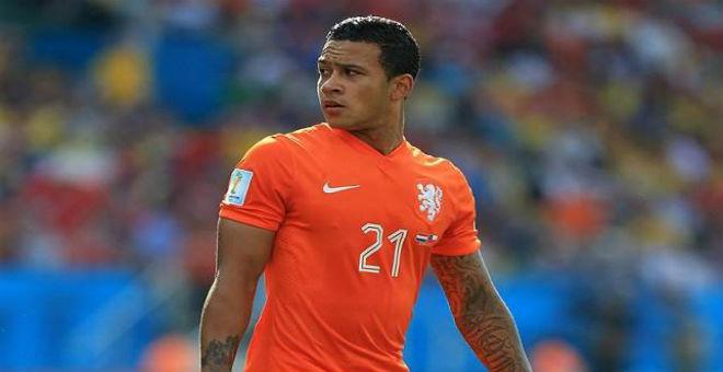 الهولندي ديباي يعزز فريق مانشستر يونايتد