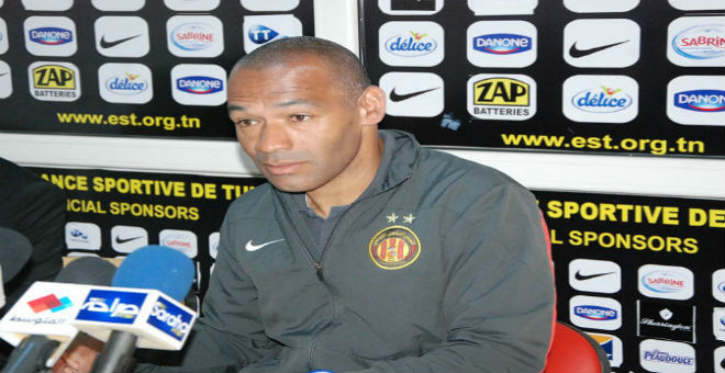 البرتغالي دي مورايس يستقيل من تدريب الترجي