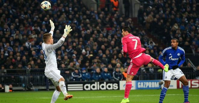 رونالدو أفضل قلب هجوم في ريال مدريد