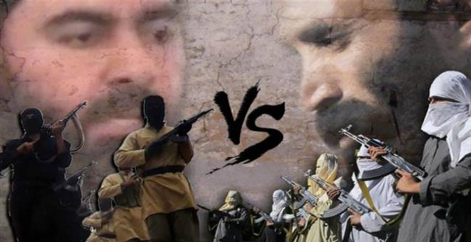 طالبان تعلن الجهاد ضد داعش