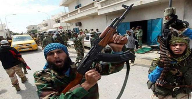 اختطاف ثمانية تونسيين من قبل أنصار فجر ليبيا