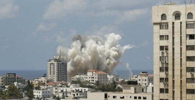 داعش وراء قصف غزة انتقاما من حماس!