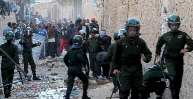 قتيل في أعمال عنف جدت بمنطقة غرداية الجزائرية