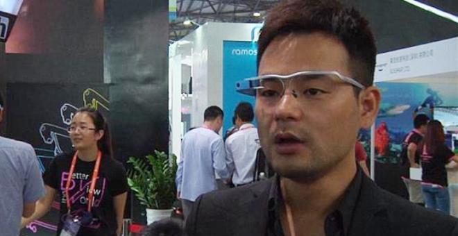 شركة صينية تطلق نظارة ذكية ثلث سعر