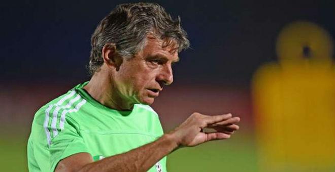 غوركوف يطالب اللاعبين بعدم التساهل امام السيشل