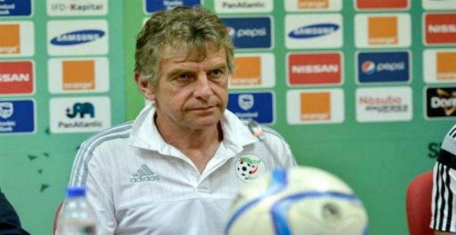 غوركوف يهدد بالاستقالة من تدريب الجزائر لهذا السبب !