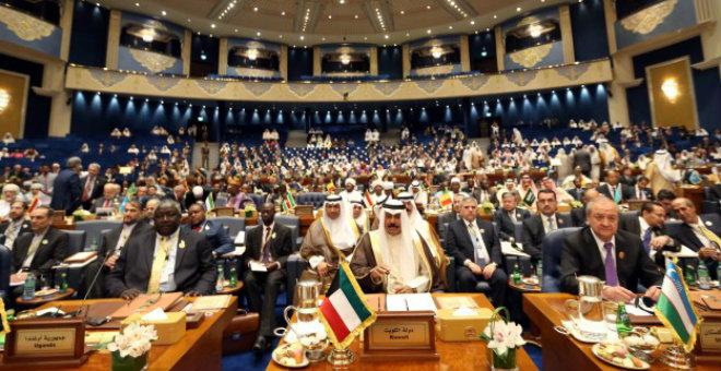 نائب وزير خارجية إيران ينسحب من جلسة التعاون الإسلامى