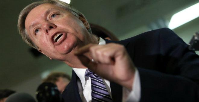 الجمهوري ليندسي غراهام ينضم إلى السباق الرئاسي الأميركي