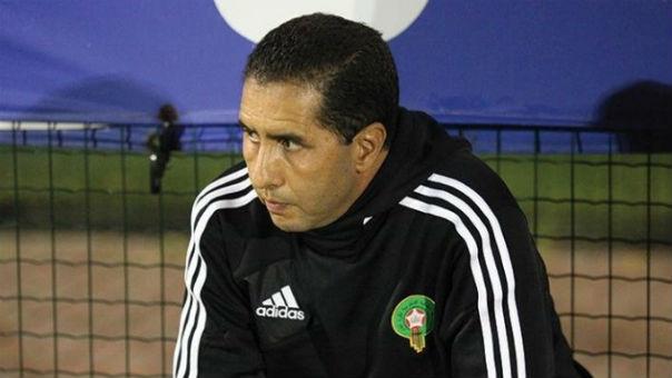 بنعبيشة يؤكد جاهزية المنتخب الأولمبي لمباراة تونس