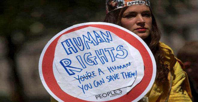 هيومن رايتس ووتش تطالب بإدراج إسرائيل في لائحة العار
