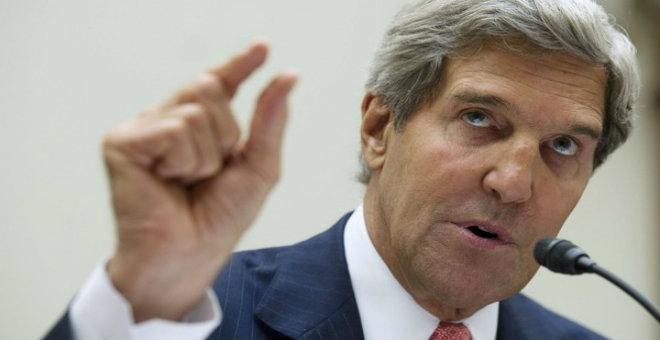 كيري يتوقع استمرار الحرب على داعش لسنوات