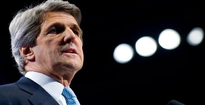 كيري: حكومة الأسد مسؤولة عن أغلبية الهجمات الكيماوية