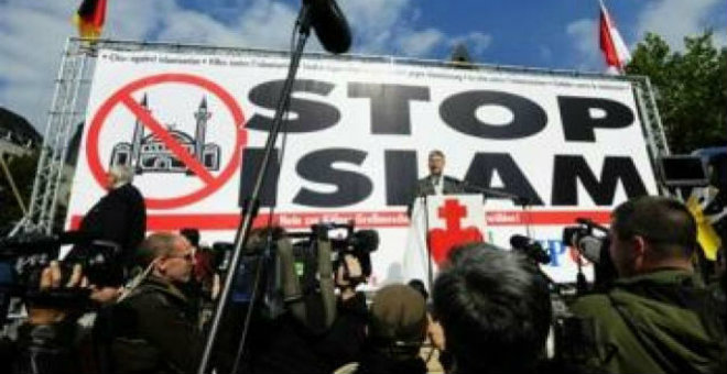 """""""بيغيدا"""" الحركة المناهضة للإسلام"""