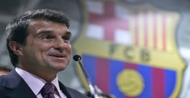 لابورتا يستعد لاكتساح انتخابات برشلونة