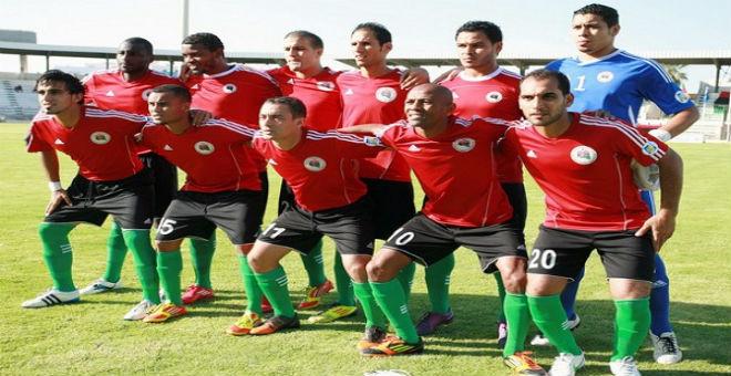 منتخب ليبيا يفوز على تونس ويصبح في الصدارة