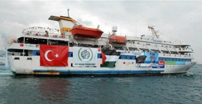أسطول الحرية الثالث يتحدى الاحتلال ويقترب من غزة
