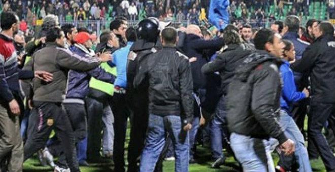 مصر..إعدام 11 متهما في قضية استاد بورسعيد