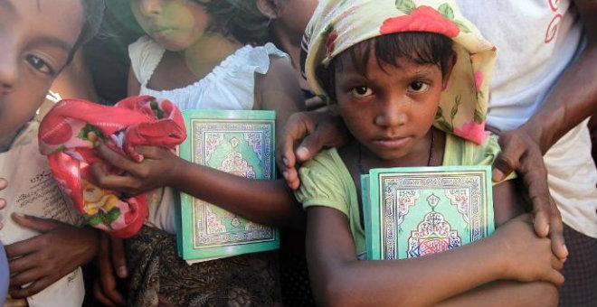 أوباما يطالب ميانمار بإنهاء التمييز ضد الروهينغا