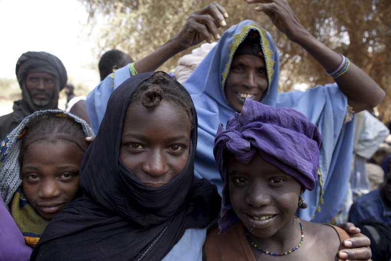 المفوضية تعلن تدفق 400 لاجئ على الجنوب الموريتاني