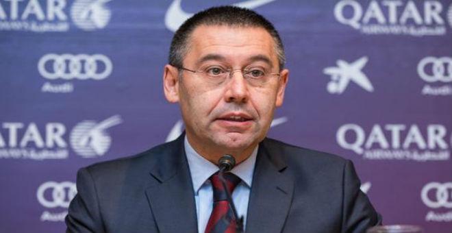 رئيس برشلونة يحسم في مصير المدرب انريكي